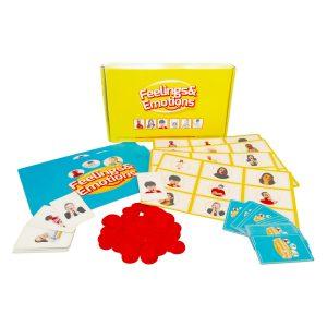 Feelings and Emotions bingo – preschool classroom toys