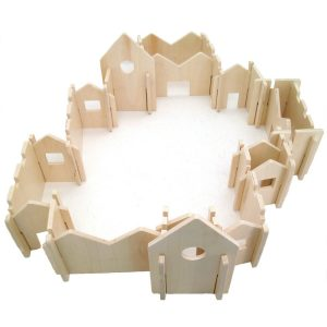 HA natural – wooden construction toys