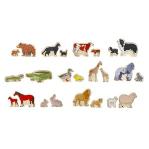 Animal Families – kids educational toys