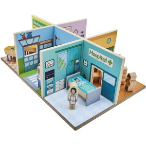 pretend n play my community – educational toy supplier