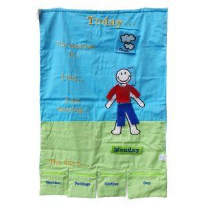 today's calendar – preschool toys