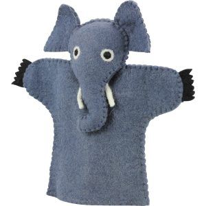 Elephant puppet – Monkey puppet – educational toys online
