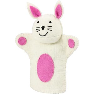 Rabbit puppet – educational toys online