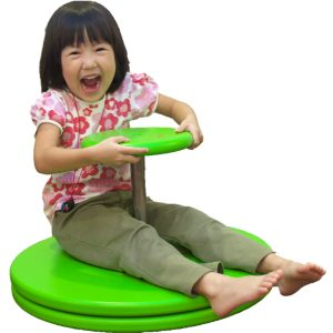 Plastic Whizzy Dizzy – unique educational toys