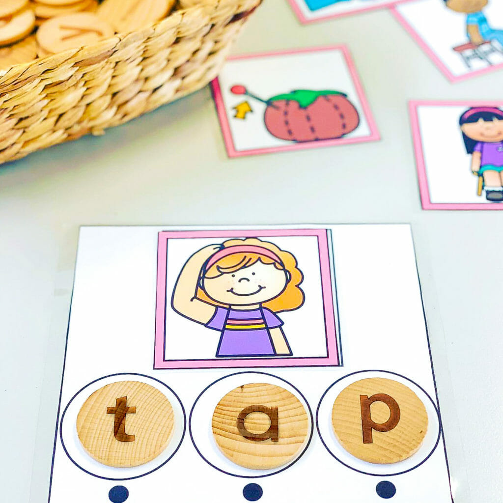tactile alphabet review