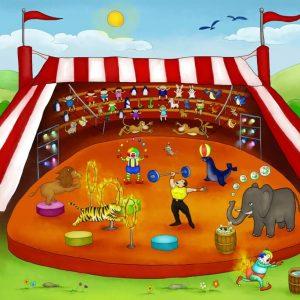 Circus-Finals