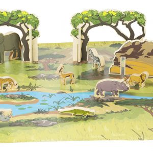 Animals in the Wild Play mat