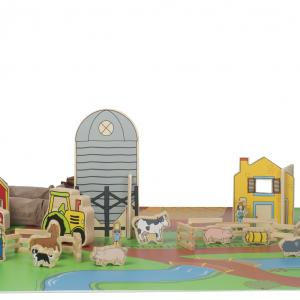The Farm Playmat