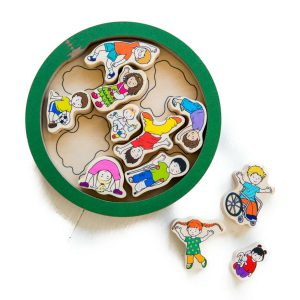 The Inclusion puzzle educational toys online