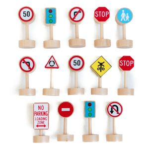 Learning Traffic – kids educational toys