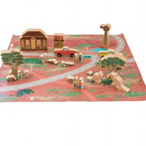 FF480 My Australia Wooden Toy (17)