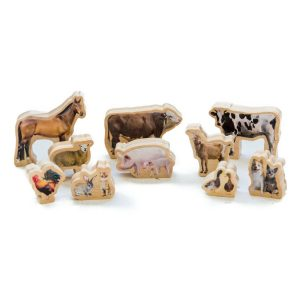 Farm animals – educational toy store