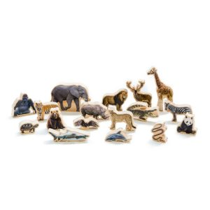 Wild Animals – educational toy shop