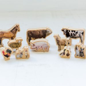 FF486 My Farm Wooden Animals (1)