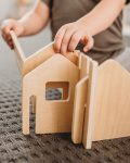 410 natural happy architect wooden construction toy