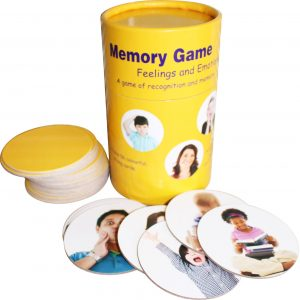2995 feelings and emotions matching game
